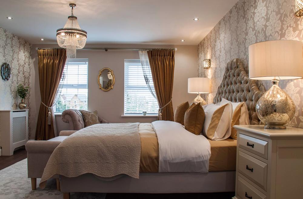 Home Staging Master Bedroom