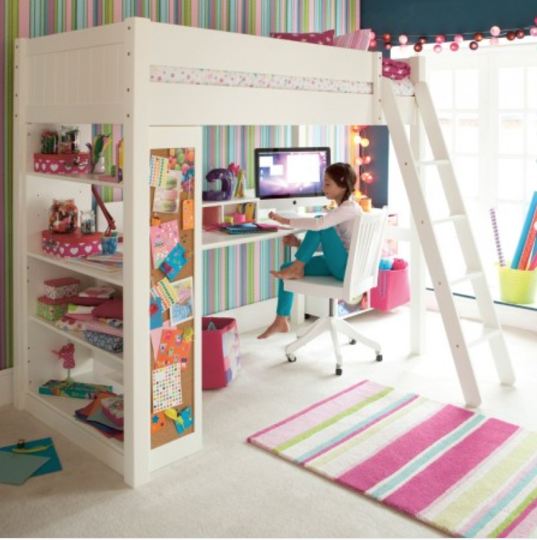 Create more space bedroom