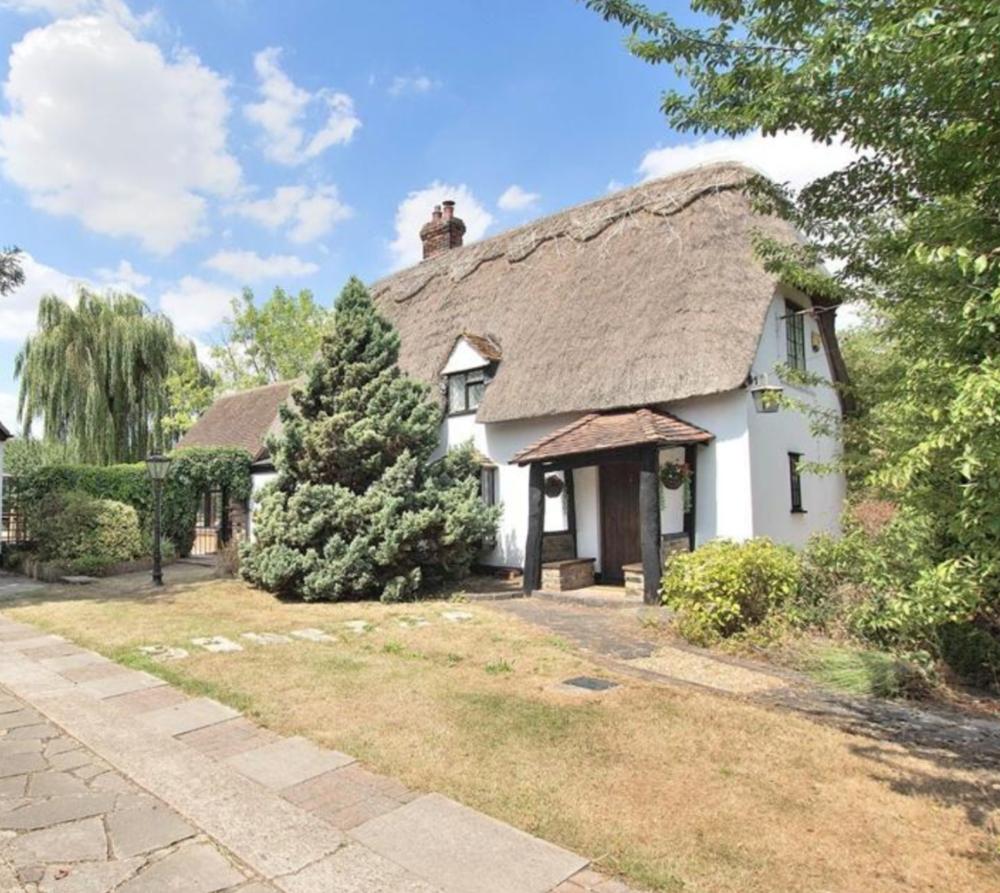 Essex cottage for sale