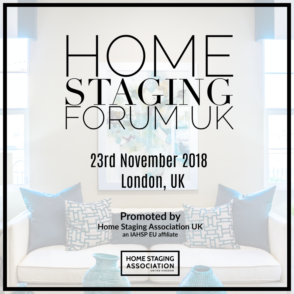 Home Staging Forum Event UK 2018