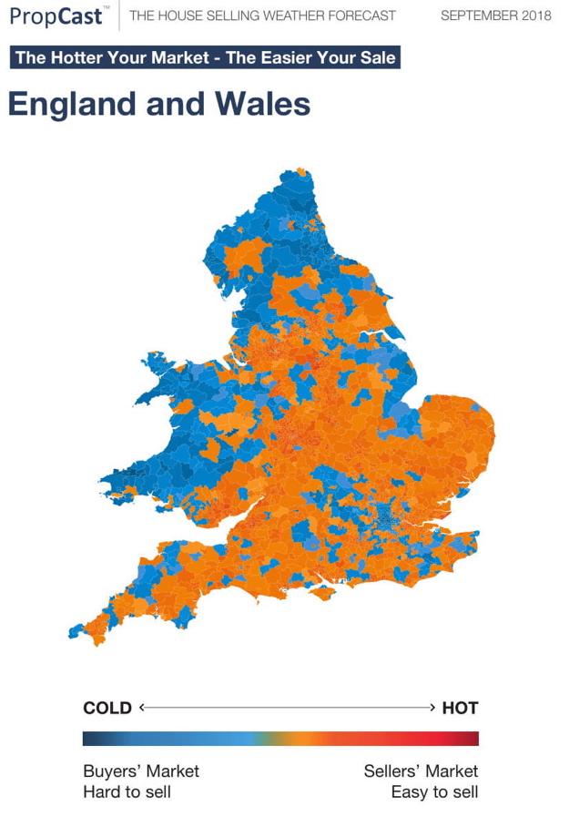 Sell property UK