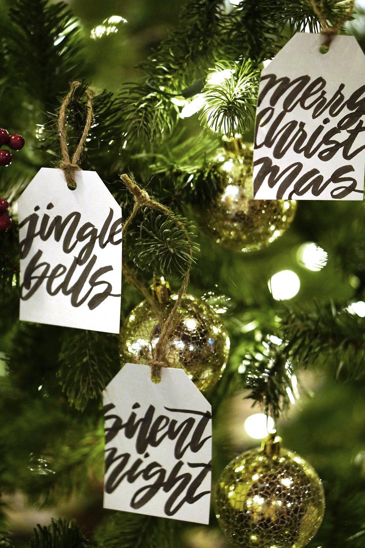 Christmas time decor