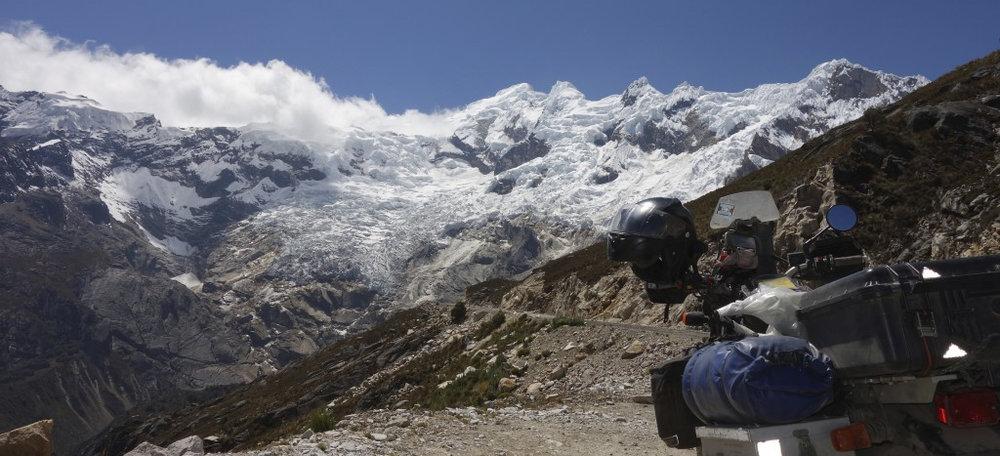 Cordillera Blanca range in Central Peru,  © SMBOILERWORKS