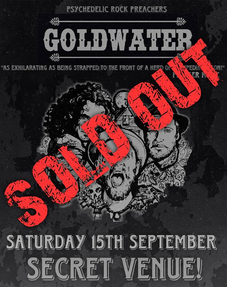 Leicester secret gig - sold out! - WOW! Thanks so much to all our loyal disciples who sold out our secret Leicester gig - We had a blast! We'll be back in Leicester on 21st December for a huge show. Click here to find out more.