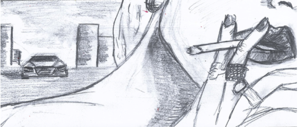 IVY RED - SHORT FILM - STORYBOARD ARTIST