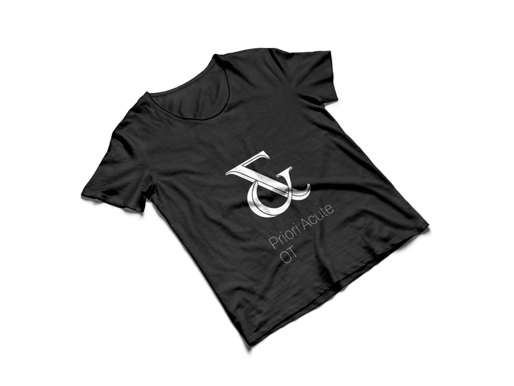 priori acute ampersand t shirt mockup.png