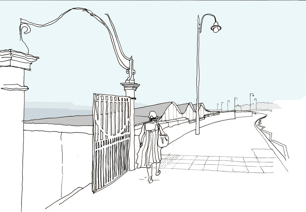 View from Entrance sketch_Curved roof_Colour_No Tip.jpg