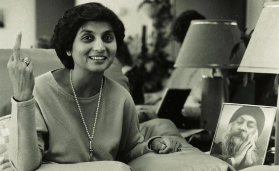 Ma Anand Sheela was a driving force behind the growth of Rajneeshpuram