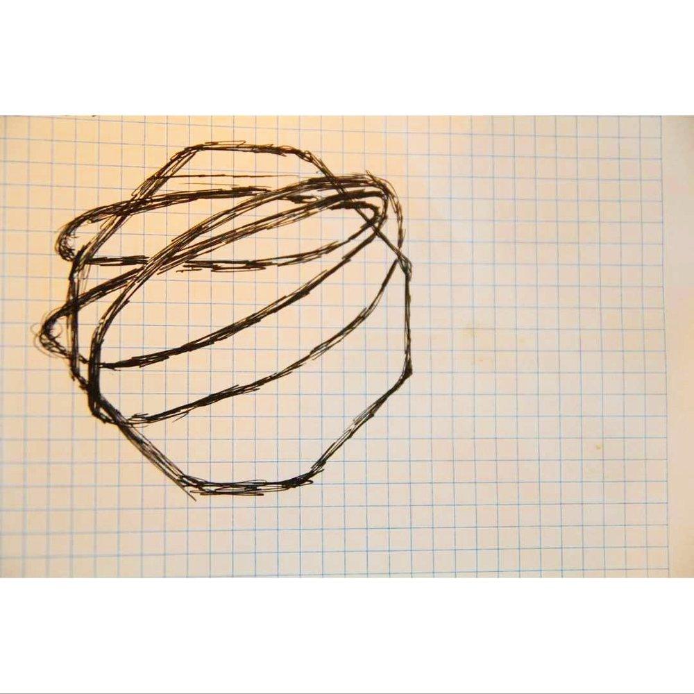 2nd Design / Rings of Saturn