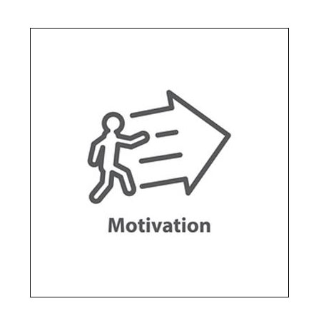 """Motivation is what gets you started. Habit is what keeps you going.""   Motivation is the catalyst that encourages us to perform certain types of activities for a certain period of time. We provide constant motivation to ensure everyone to stay in line with their goals and works toward it."