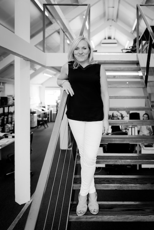 Lawson Robb co-founder Charlotte Robb