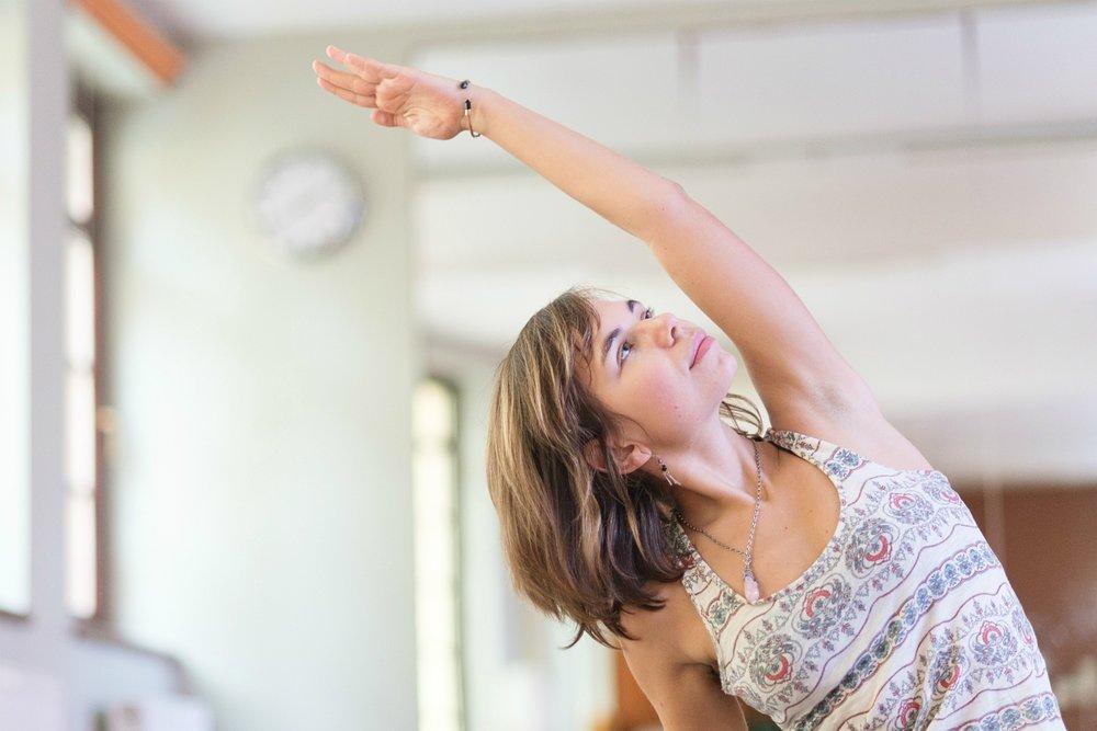 Tereza Hausmanova Yoga