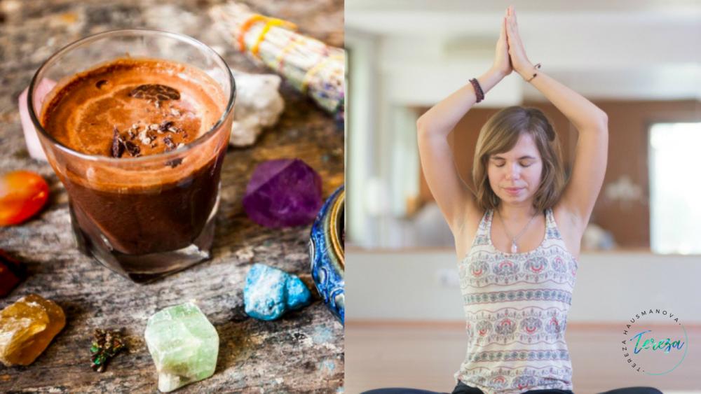 Meditace s kakaem, Mělník