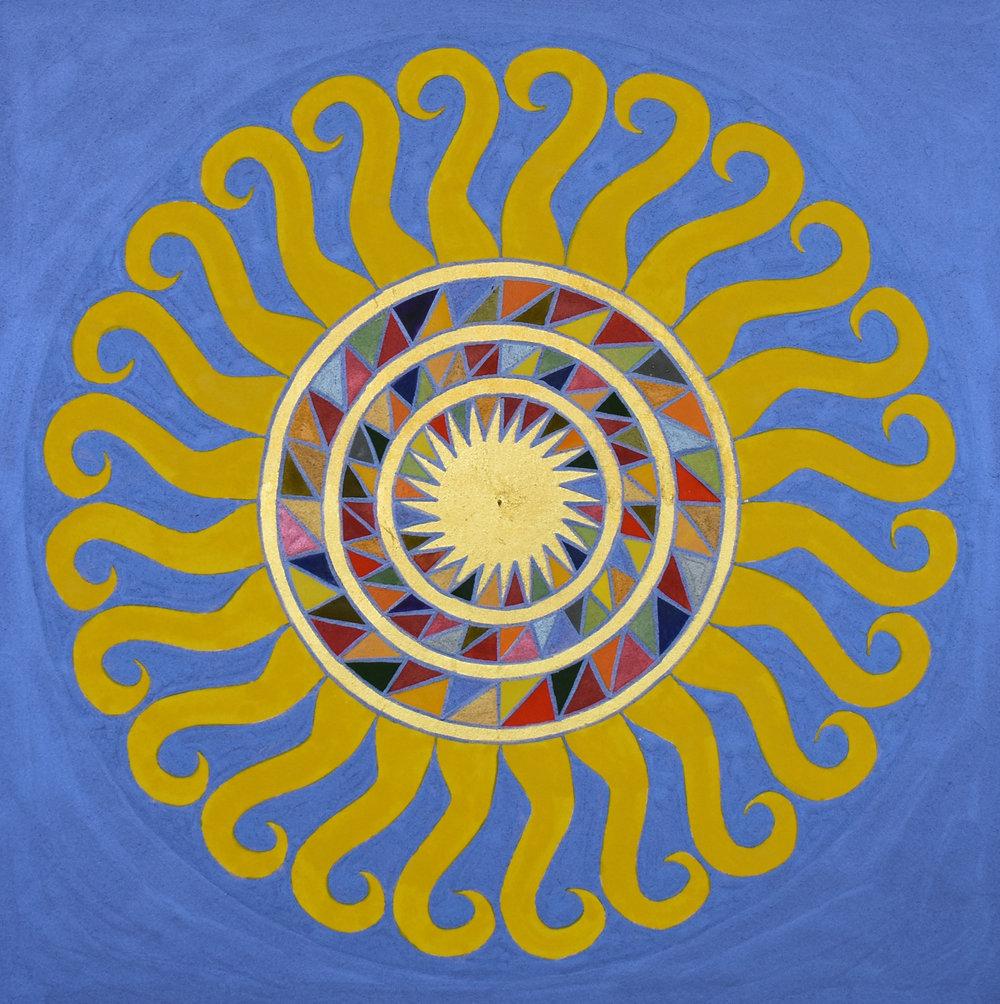 "#60 ""Mandala XLIV"""