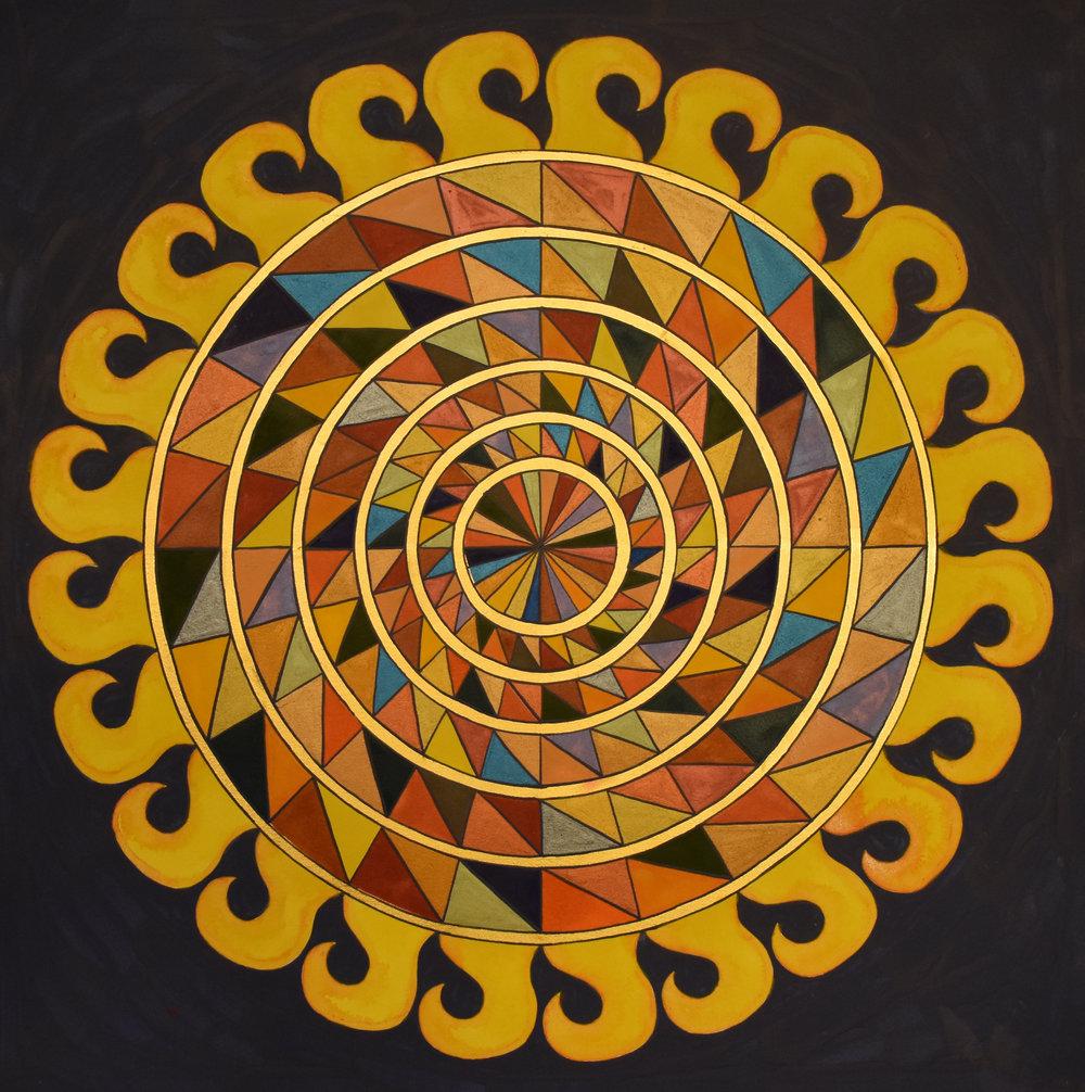 """#62 """"Mandala XLVI"""""""
