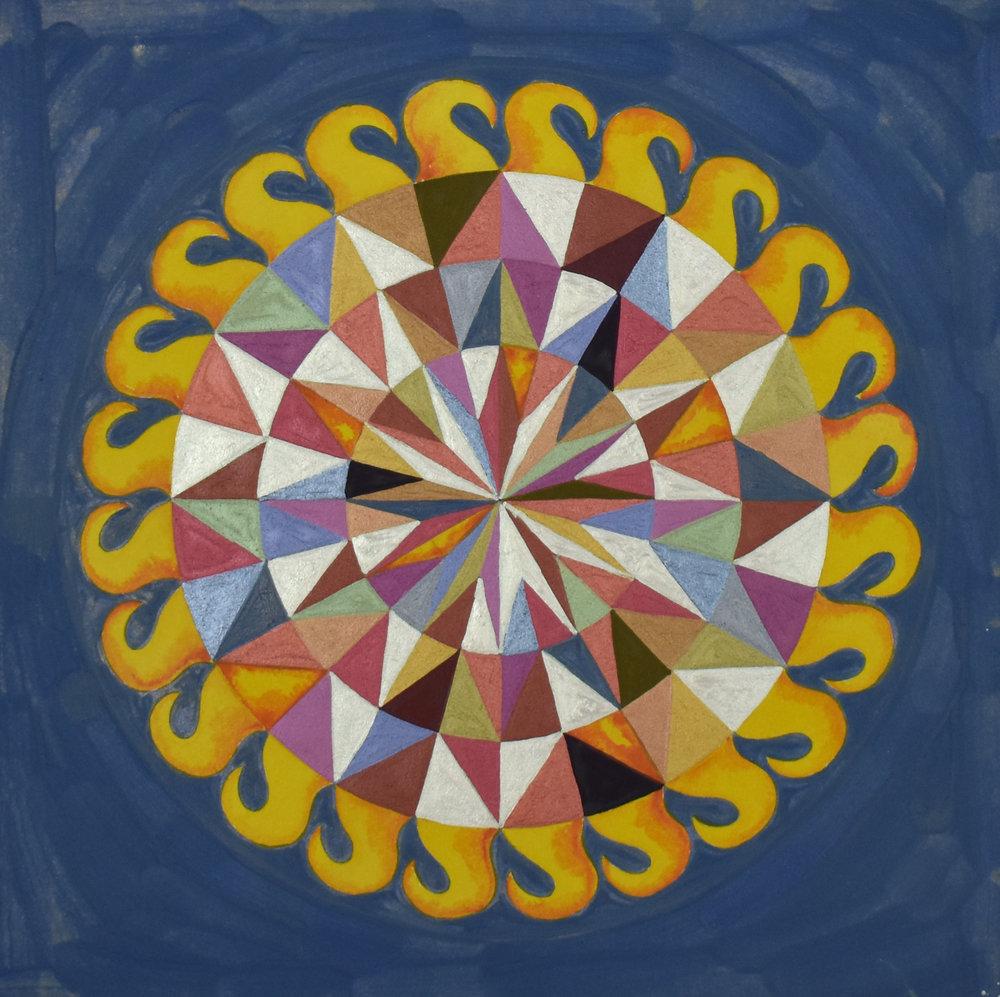 "#67 ""Mandala XLVIII"""
