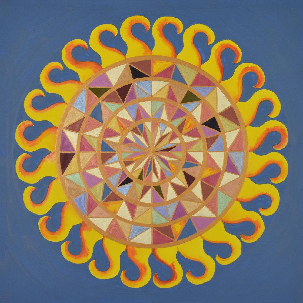 """#74 """"Mandala LVI"""""""