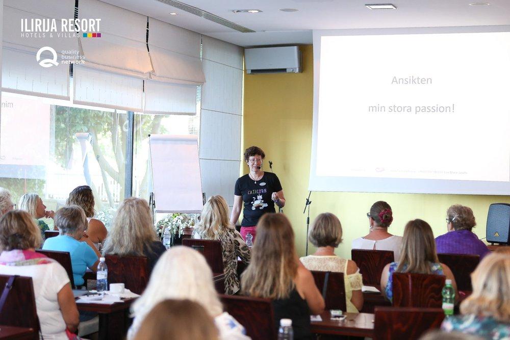QBN conference, Biograd, Croatia