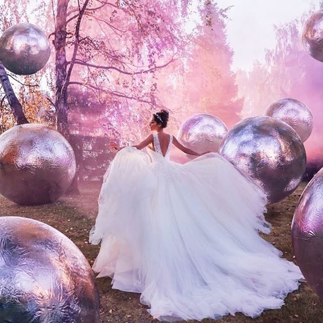 💗 Dreamy inspiration via @weddingpeople 💗