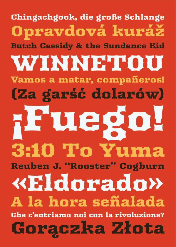 Poster de Arbutus