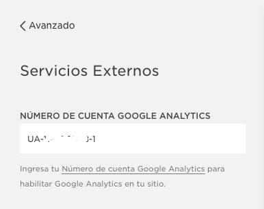 Configura Google Analytics en Squarespace — PLETÓRICA DESIGNS