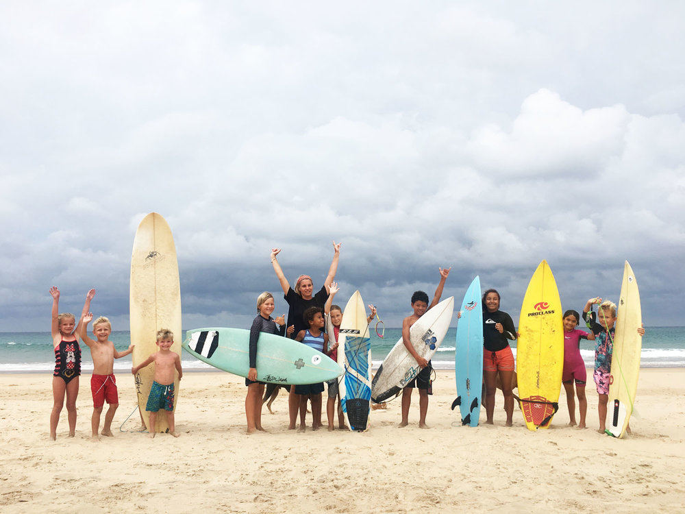 Liquid Kids Surf School -
