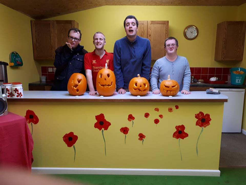 Spooky Halloween At PoppIes Care Farm