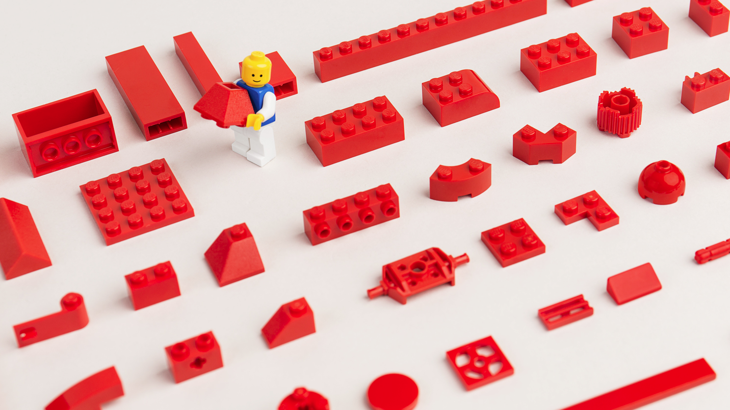 Lego - the ultimate design system