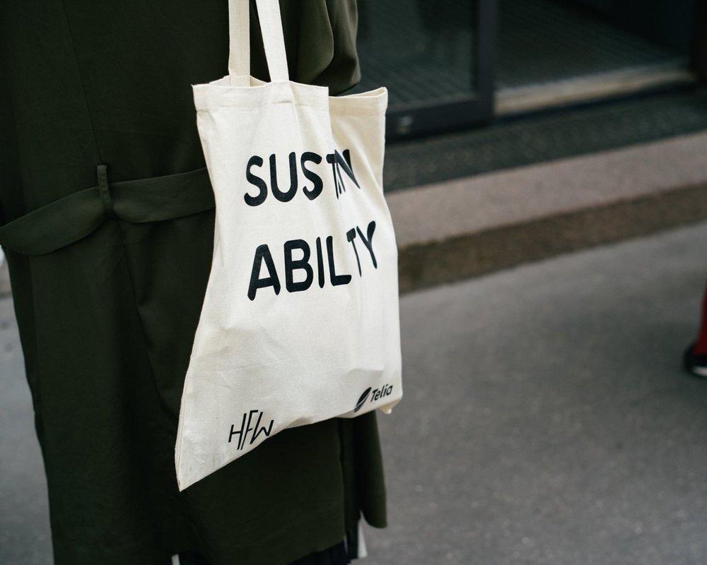 Helsinki Fashion Week | Image credit:Oiva Kumpulainen