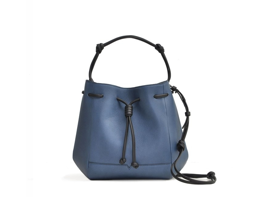 The Mini Bucket Crossbody ($550)