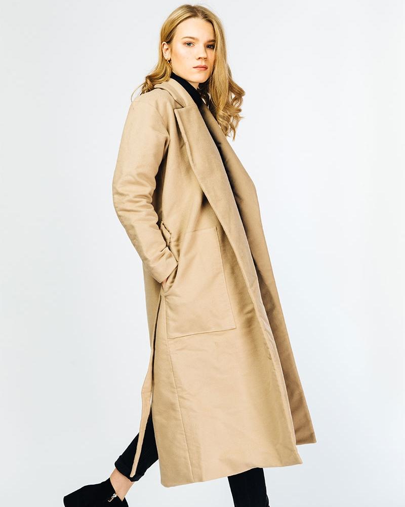 Coat Yaël (€350)