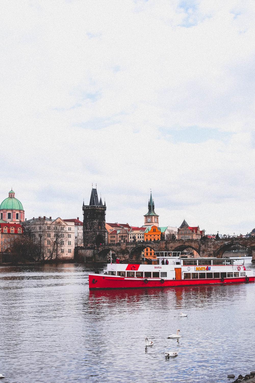 Prague |  @dulgier