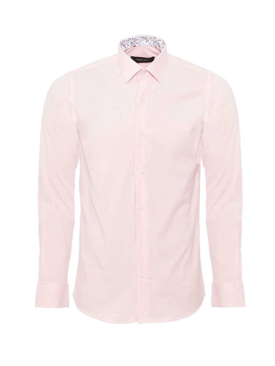 Share a blush pink shirt with the man in your life 😋