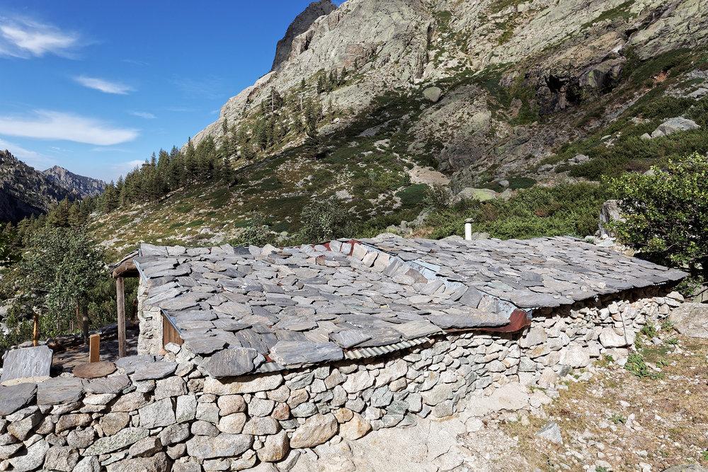 Bergeries de Grotelle, 1260 mètres d'altitude