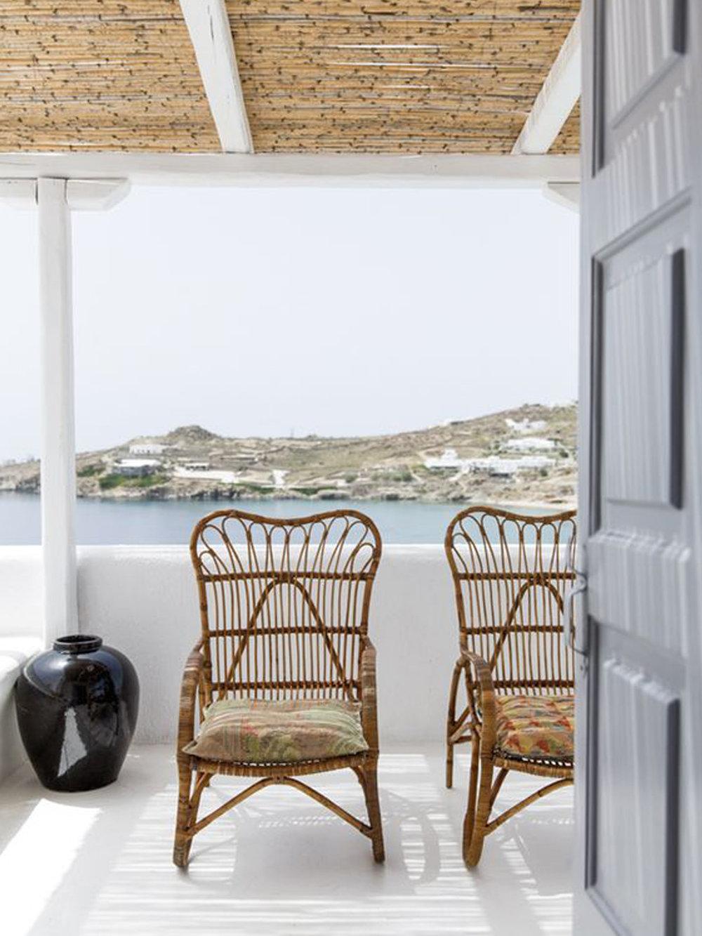 Credit : San Giorgio Hotel in Mykonos