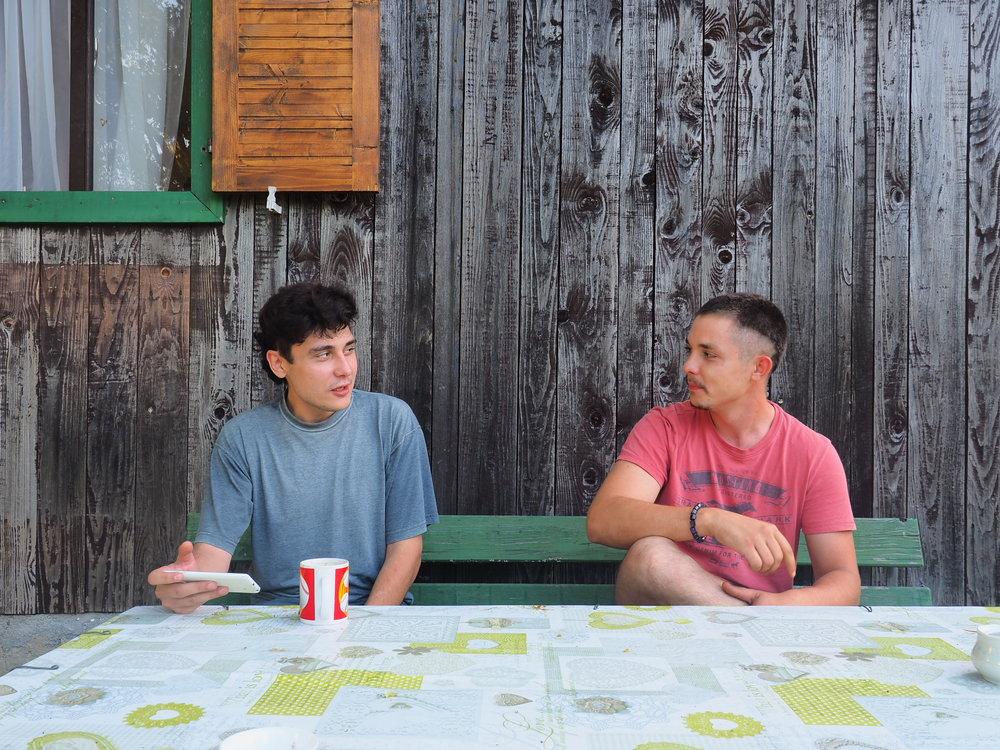 Deux frères, Croatie