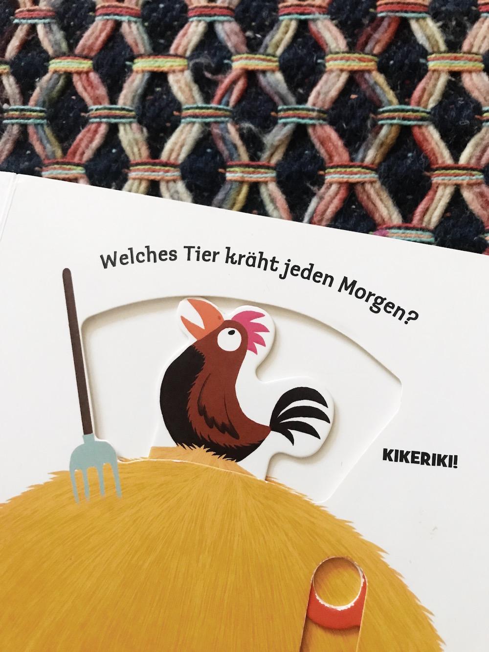 """Aus """"Mein erstes Buch vom Bauernhof"""""""