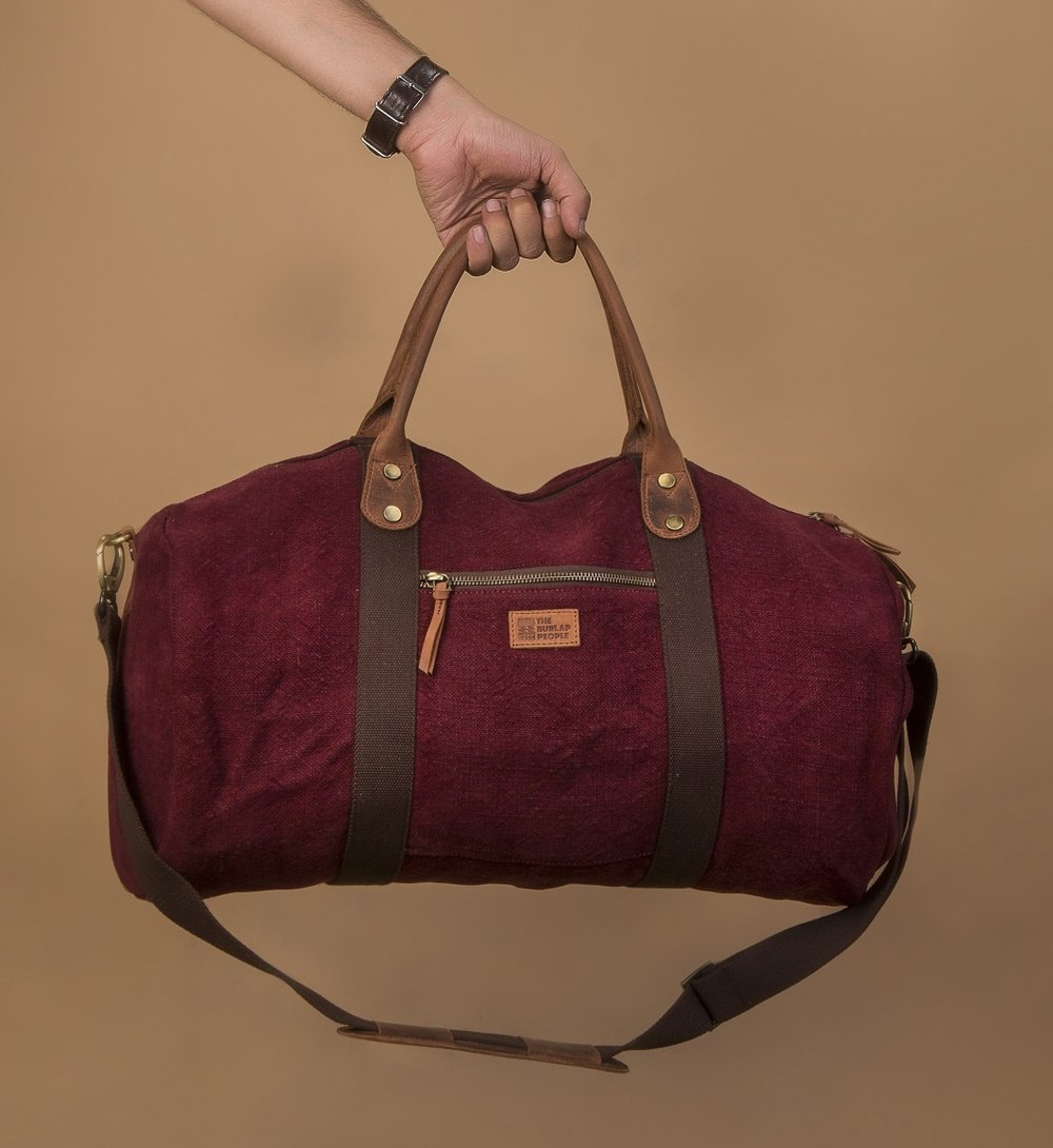 Dark wine duffel.jpg
