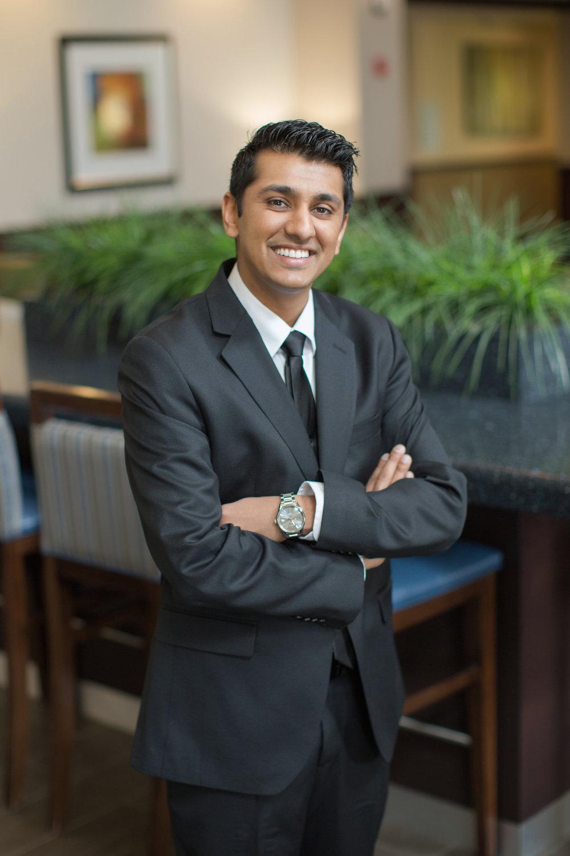 Roshan Patel | CDO    (click for bio)