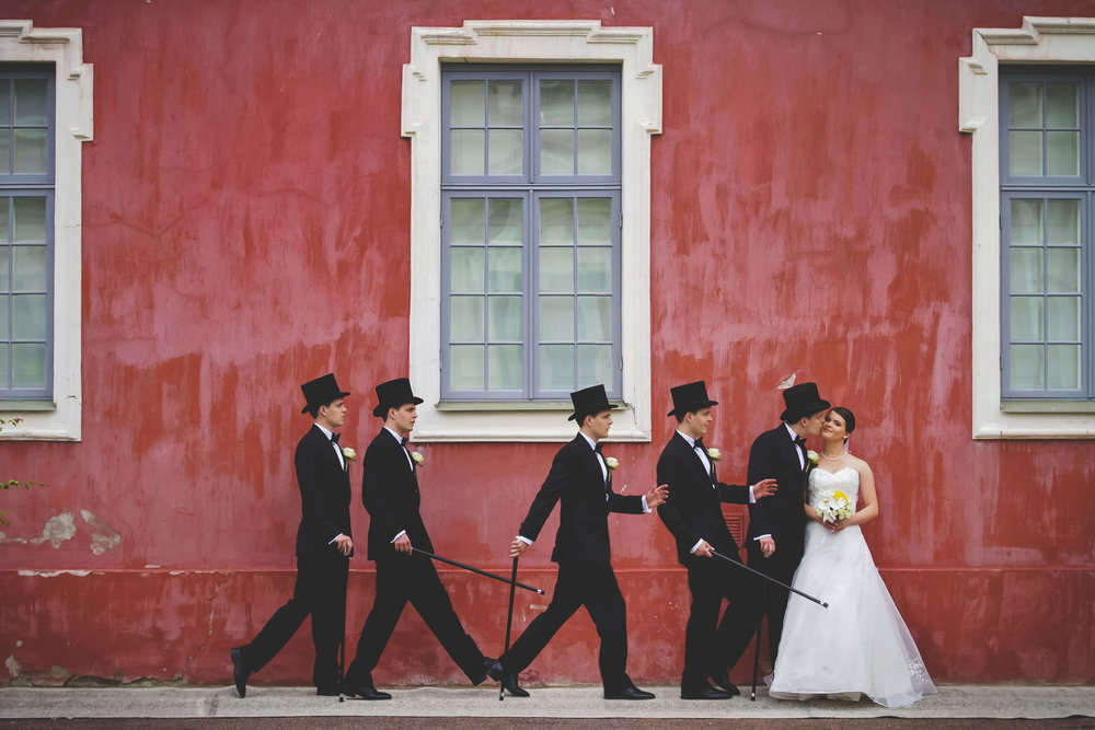 Wedding Photo by Valdur Rosenvald