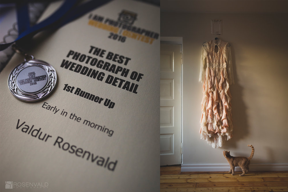 Award-winning wedding photographer Valdur Rosenvald