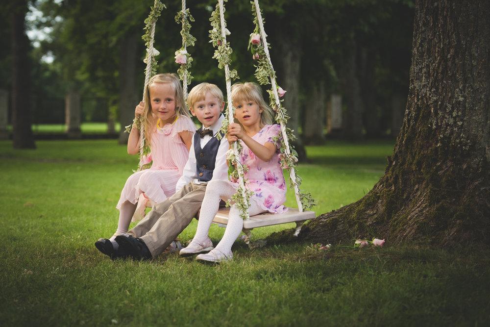 Lapsed pulmas pulmafoto —Rosenvald Photography, pulmafotograaf Valdur Rosenvald