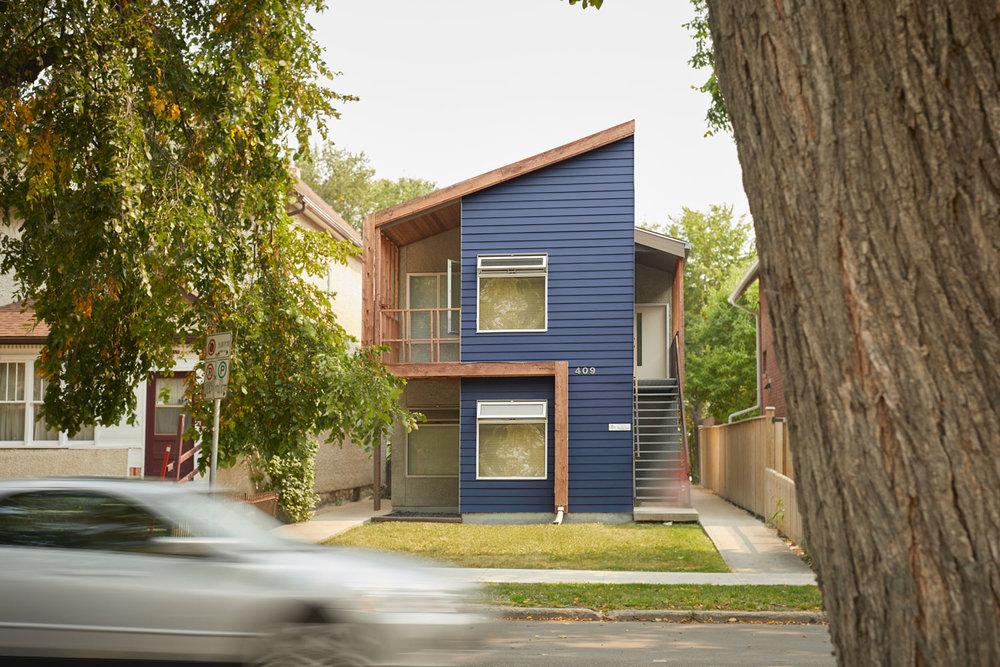 ....Pocket Suites Affordable Housing..Logements sociaux Pocket Suites....