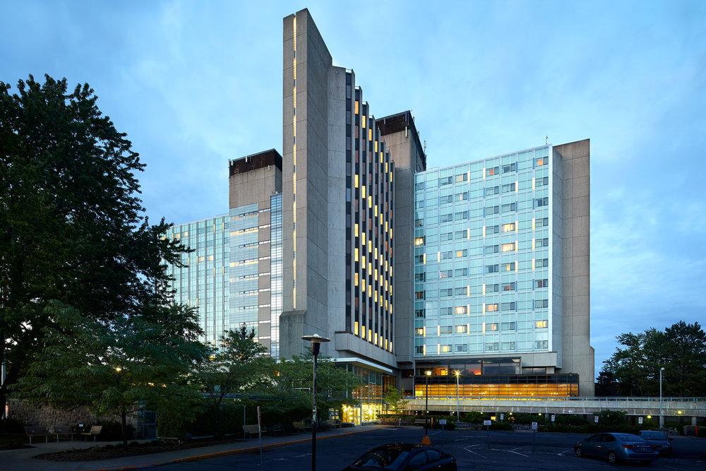 Ste-Anne-de-Bellevue Hospital