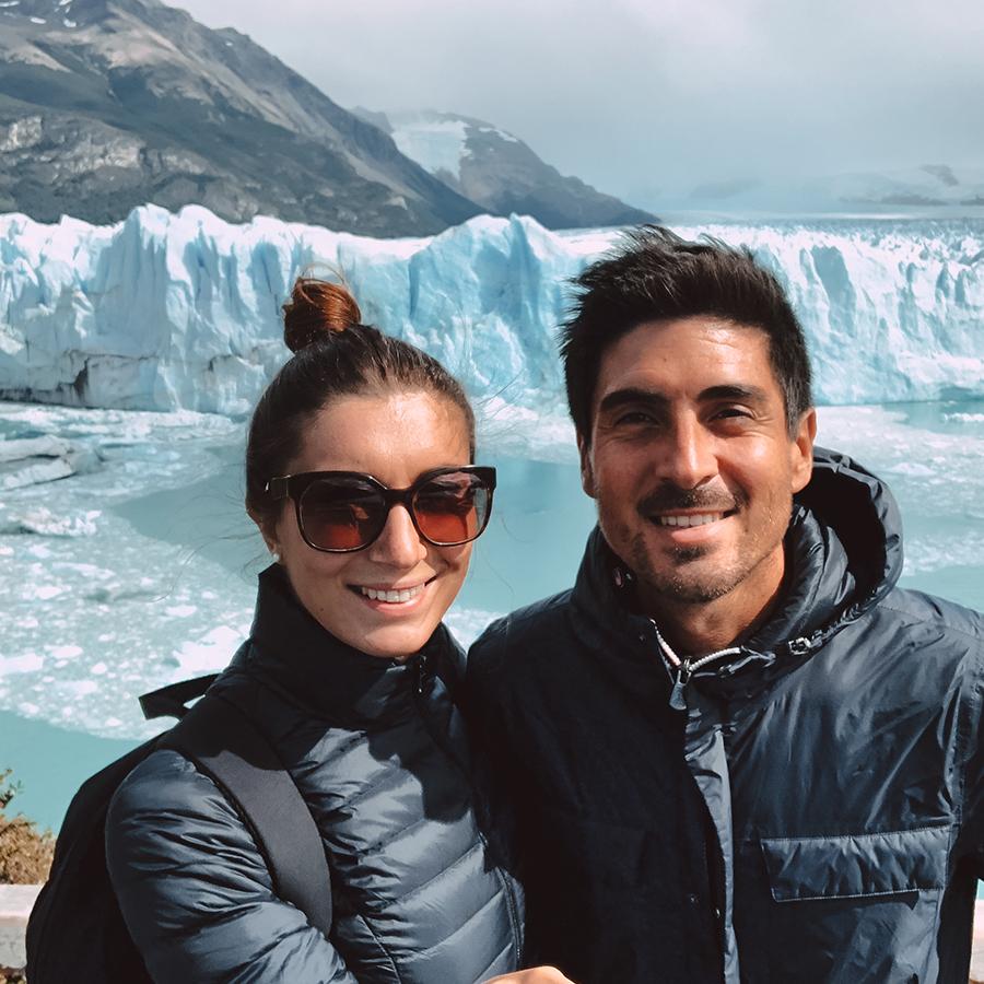 Admirer le Perito Moreno en Argentine. -
