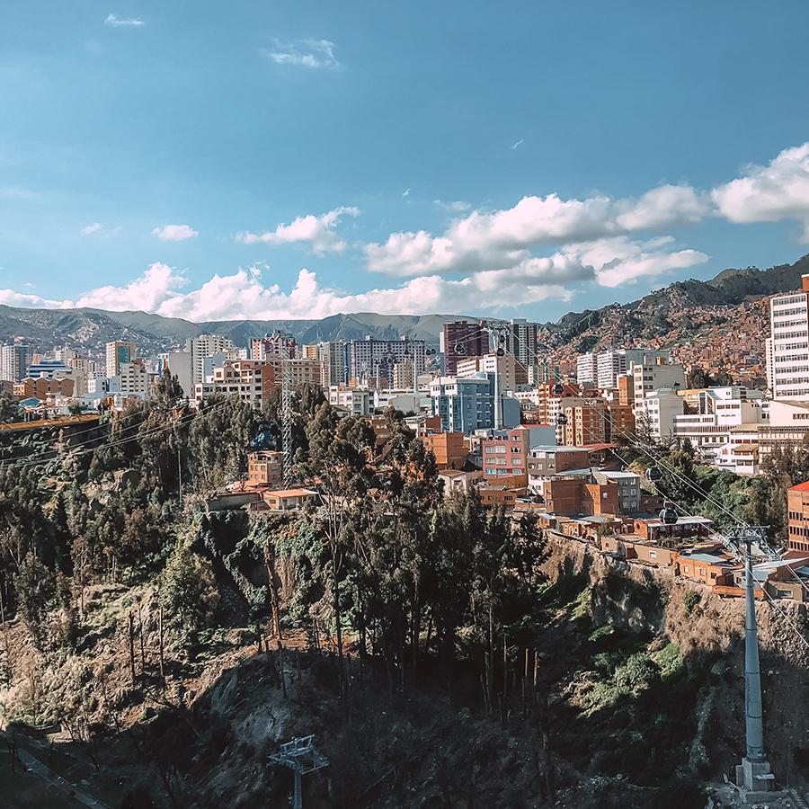 Visiter la capitale la plus haute du monde, La Paz en Bolivie. -
