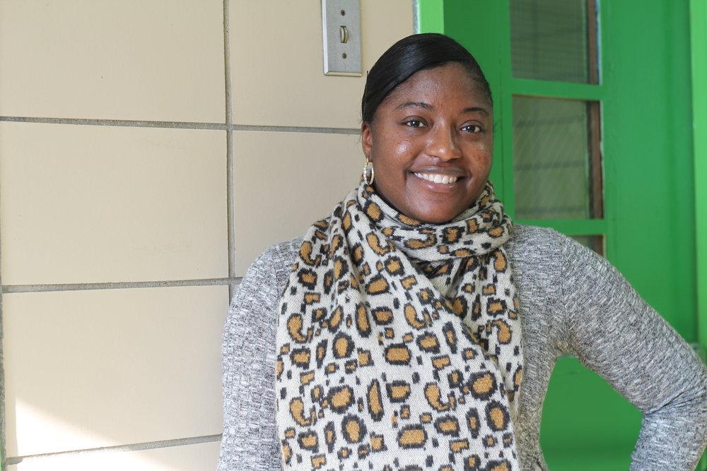 Ms. Brown - Paraprofessional