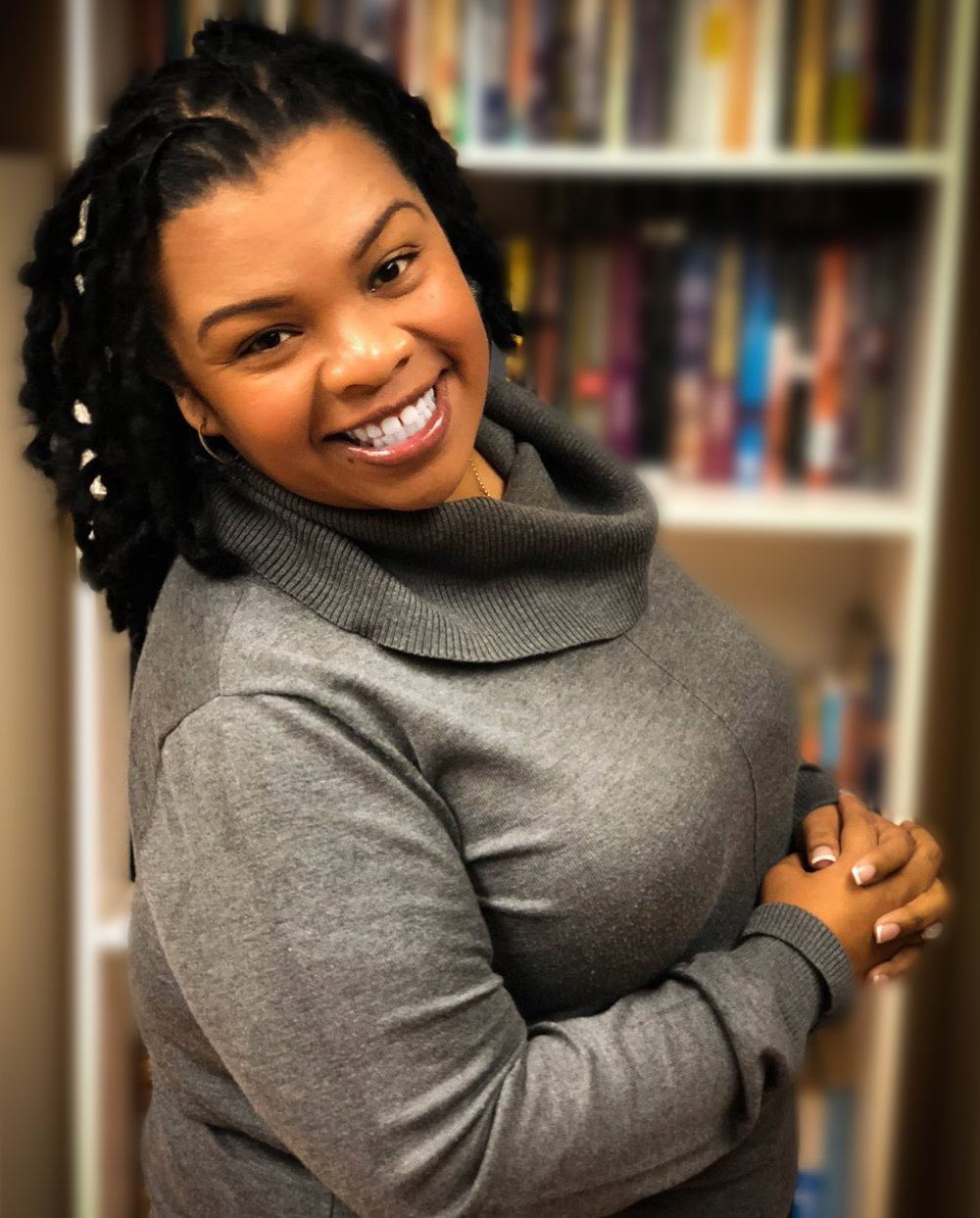 Rev. Shazetta Thompson-Hill has been a minister since she was 14 years old. -