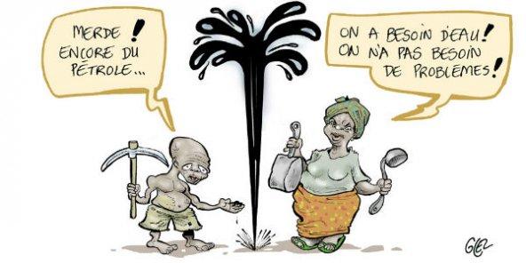 De nombreux rapports le prouvent : l'Afrique ne profite pas assez de ses richesses. © Glez / JA