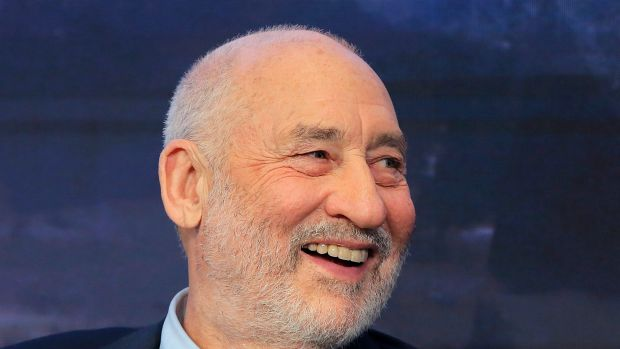 Nobel Prize winning economist Joseph Stiglitz Photo: MICHEL EULER